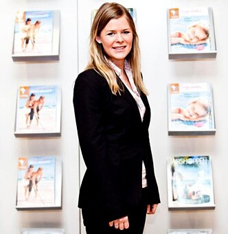 <strong>OPP TIL DEG:</strong> Kommunikasjonsrådgiver Sophie Frisholm Damsund i Ving mener det må være opp til deg om du ønsker å oppgi brukernavn eller ikke. Foto: Ving