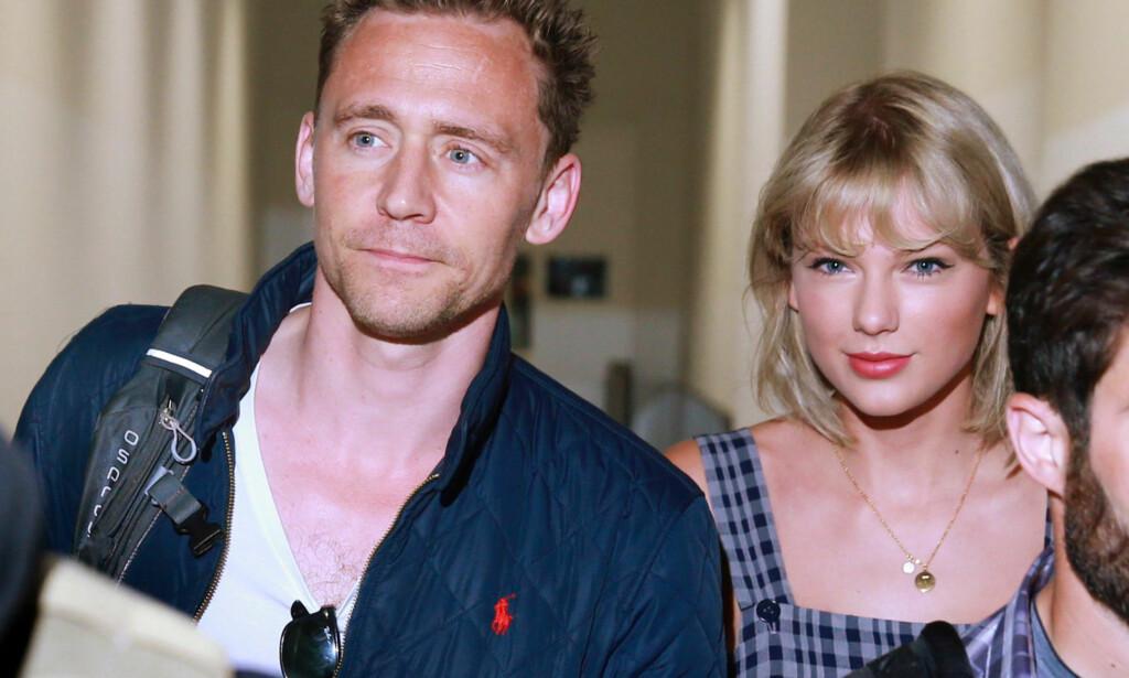 INTENS ROMASE: På tre måneder rakk duoen å reise en hel del sammen. Her ankommer de Sydney i Australia i juli. Foto: NTB Scanpix.