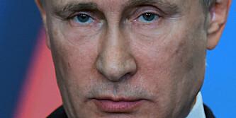 Putin med veto mot Syria-resolusjon