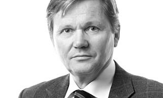 ADVOKAT: Arild Humlen.