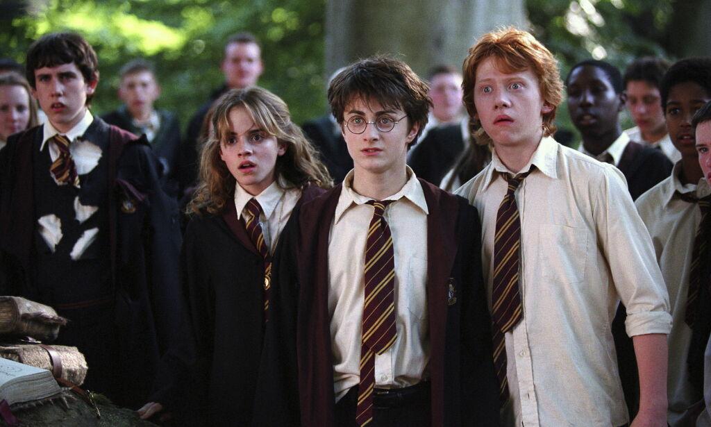 image: Har avslørt skjult, pikant scene i «Harry Potter»