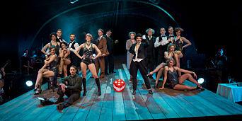 image: Oslo Nye Teaters «Cabaret» er en dragende dødsdans
