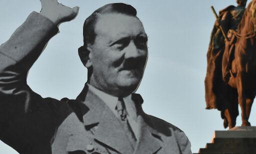 image: Mystisk «Hitler» sprer uro i diktatorens fødeby