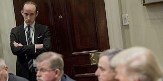 image: Dette er mannen bak Trumps omstridte innreiseforbud