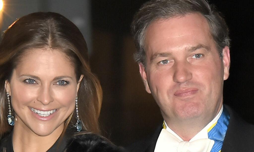 image: Prinsesse Madeleine er lei av mannens «bad boy»-rykte: - Han får ufortjent mye kritikk