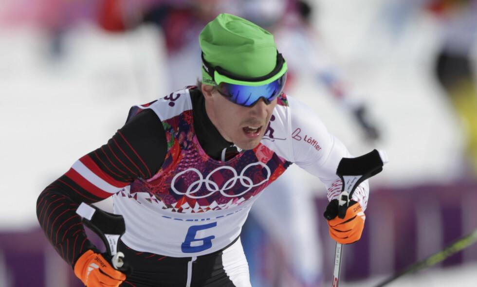 JUKSEMAKER: Johannes Dürr var på topp før og under OL i 2014. Så ble jukset avslørt. Foto: NTB scanpix