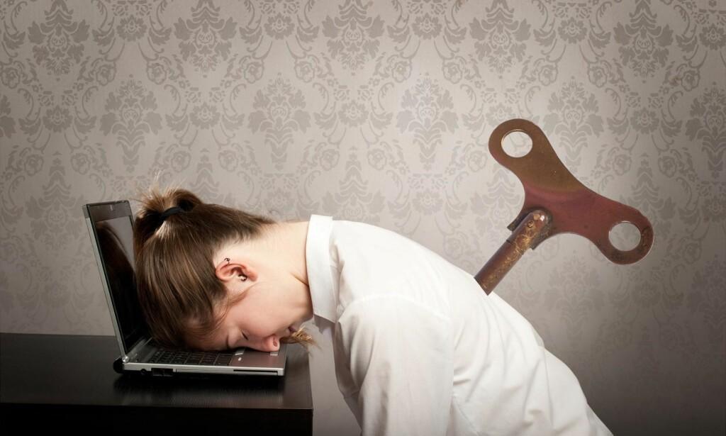 BØR VÆRE KJENT: Vi har forståelse for at ledende politikere sliter med å skille mellom ME og kronisk utmattelse/utbrenthet, men for personer med tilknytning til helsesektoren burde dette være kjent, skriver artikkelforfatterne. Foto: NTB Scanpix