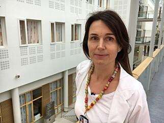 VELG RIKTIG: Det viktigste er at brødet har mye næring, mener Vibeke Østberg Landaas, klinisk ernæringsfysiolog ved Rikshospitalet. Foto: «TV 2 Matkontrollen»