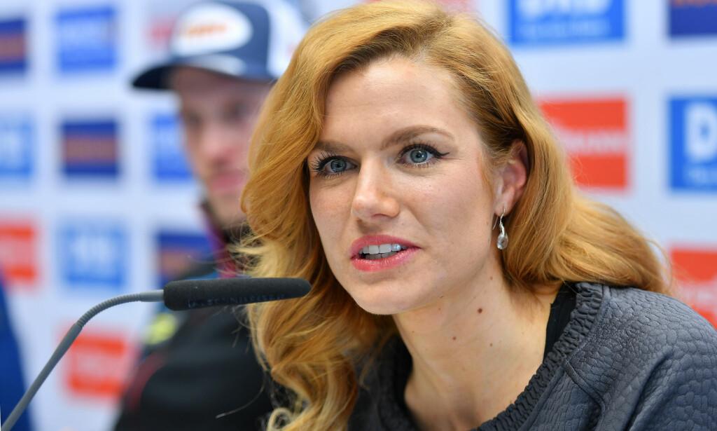 HAR SAGT IFRA: Tsjekkiske Gabriela Koukalova har slitt med alvorlig anoreksi gjennom flere år. Det har ikke hindret henne fra å jobbe hardt for en dopingfri skiskyting. Akkurat det bør være til ettertanke for flere i dette idrettsmiljøet i dag. FOTO: Martin Schutt/dpa.