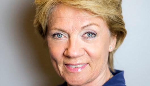 <strong>OPPTATT AV MATTRYGGHET:</strong> Hanne Linnert i BAMA Gruppen AS.