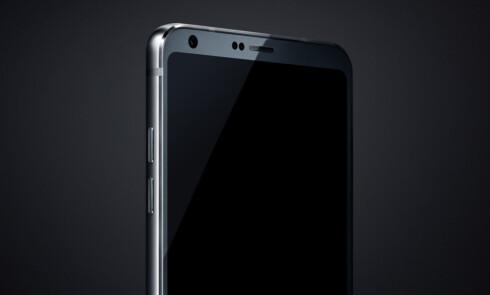 Dette skal være et bilde av LG G6. Foto: LG/The Verge