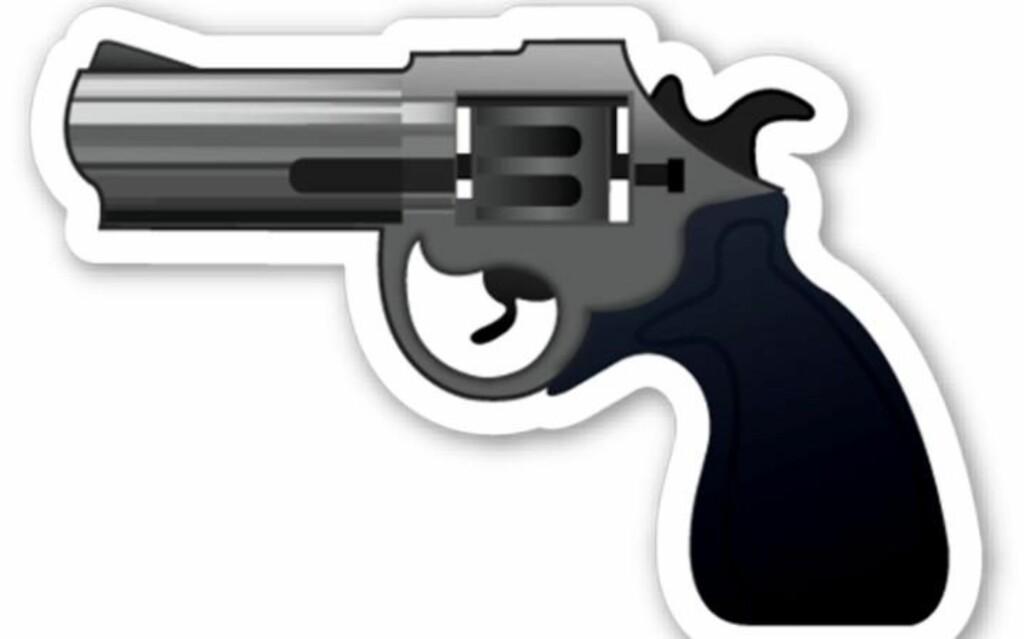 Apple bytter ut denne emojien...