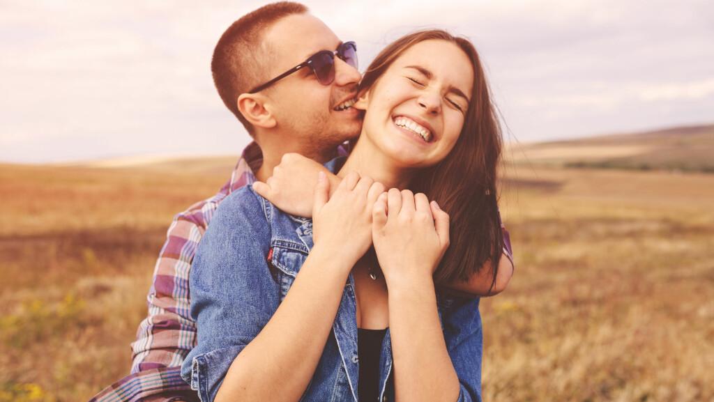 Annet: 5 tegn på at han er klar for et forhold - Topp