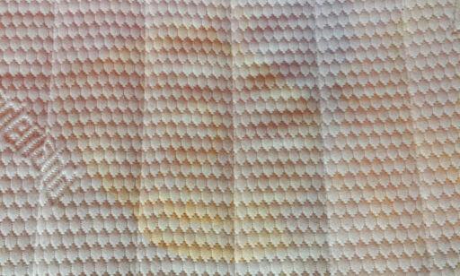 image: Vi fikk bort ekle flekker på madrassen med bakepulver