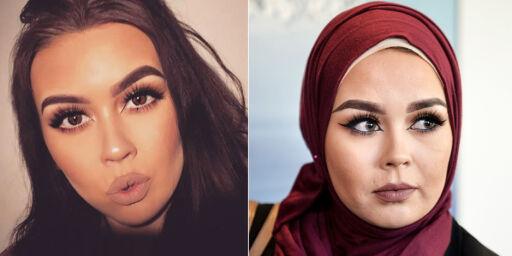 image: Nå har Malika Bayan lagt vekk hijaben: - Det har ingen juridisk betydning