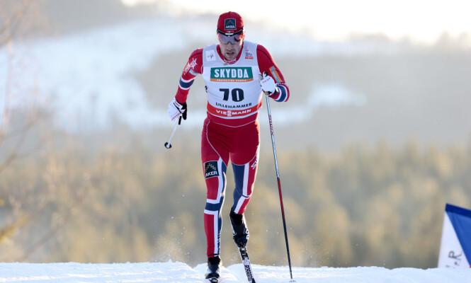 <strong>VERDENSMESTER:</strong> Eldar Rønning slo gjennom i verdenstoppen i 2005, og har opparbeidet seg en imponerende merittliste. Deriblant elleve verdenscupseiere, inkludert seier under selve «manndomsdistansen», nemlig femmila.Foto: Håkon Mosvold Larsen / NTB Scanpix