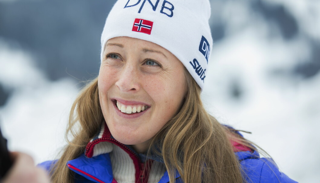 <strong>LEGGER OPP:</strong> Fanny Horn Birkeland legger opp etter VM. Foto: Berit Roald / NTB scanpix
