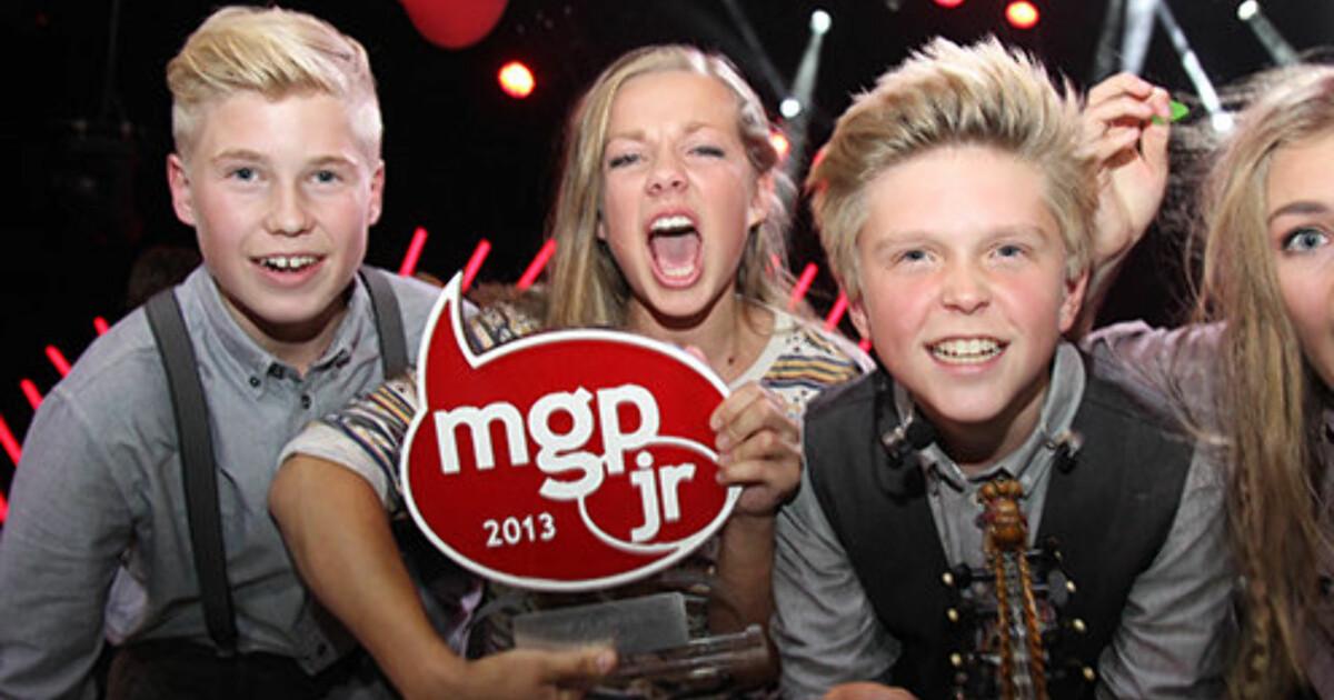 Unik 4: Vant årets MGP junior - Topp