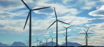 Norge trenger mer vindkraft