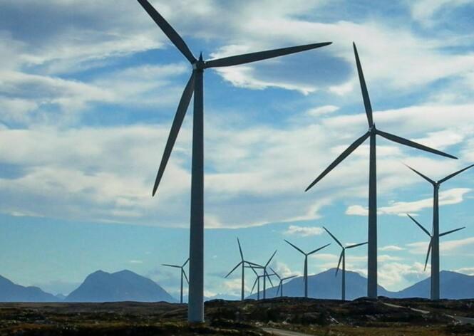 Endelig får vindkraft litt medvind