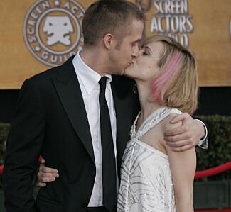 OGSÅ EKSER: Ryan Gosling og Rachel McAdams på SAG Awards i 2007. Foto: Reed Saxon/ AP/ NTB scanpix