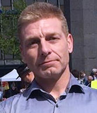 <strong>ADMINISTRATOR:</strong> Ken Joar Olsen (41). Foto: Privat