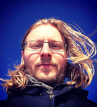<strong>ADMINISTRATOR:</strong> Kjetil Dreyer (36). Foto: Privat