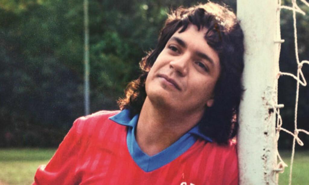 SVINDLER: Carlos Henrique: «The Kaiser», som hadde en lang fotballkarriere nærmest uten å sparke en ball. Foto: FourFourTwo