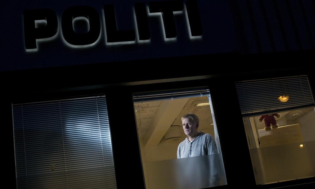 OPPGITT: Lensmann Tor Kristian Haugan i Orkdal har måttet bruke enorme ressurser på Jørgen Skarsvågs sak. Foto: Tomm W. Christiansen / Dagbladet