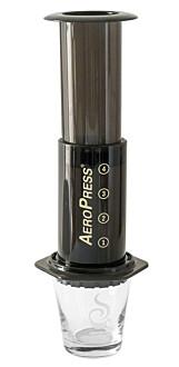 Aeropress er en fiffig sak. Foto: Produsenten