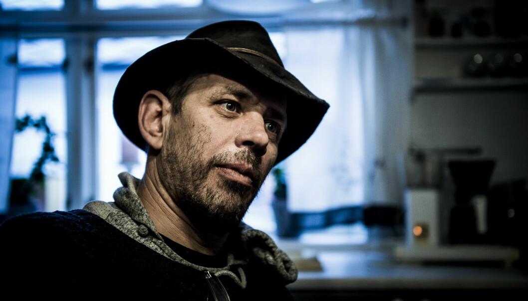 <strong>DRAMA:</strong> Leif Einar Lothe forteller om innspillingen av «Farmen kjendis» i ny biografi. Foto: Lars Eivind Bones / Dagbladet