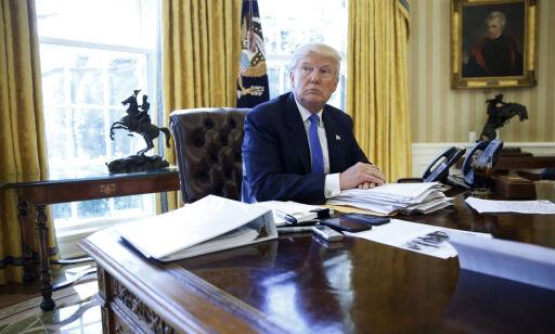 image: Elleve kandidater som kan kaste Trump ut av Det hvite hus