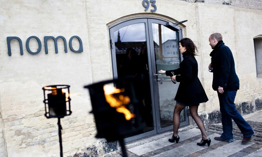 VIL VIDERE: Noma stenger i kveld dørene i København. Foto: NTB Scanpix