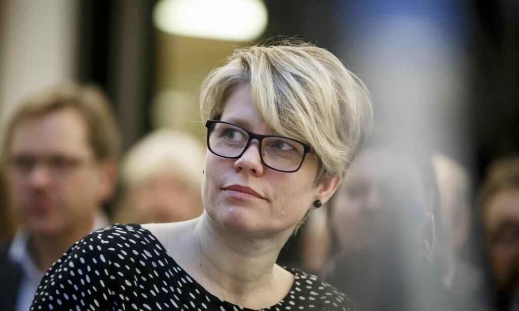BEKLAGER: Varaordfører i Trondheim, Hilde Opoku. Foto: Heiko Junge / NTB scanpix