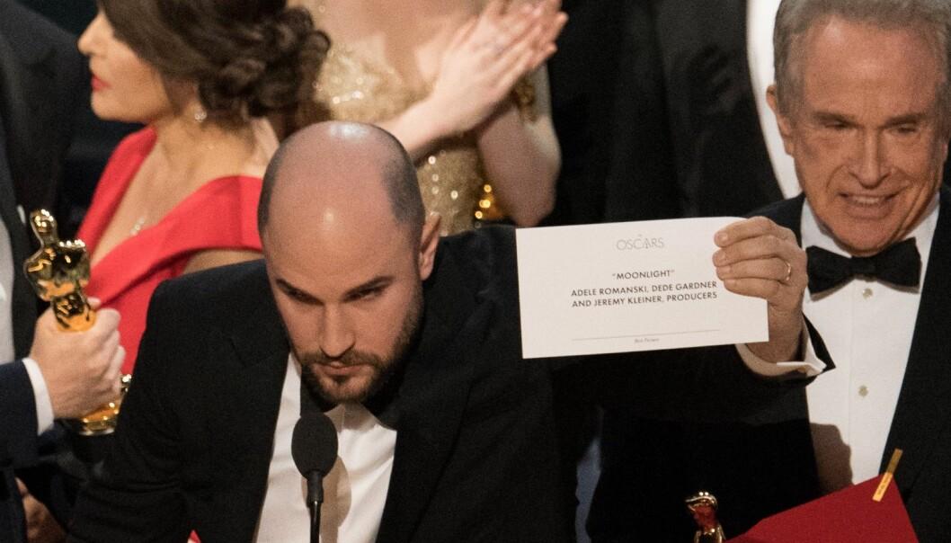 Oscar-skandalen var en utrolig tabbe - men den var mer enn som så