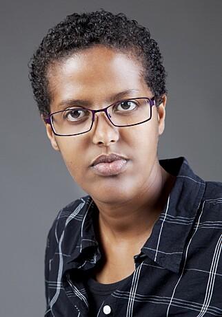 Amal Aden er spaltist i Dagbladet