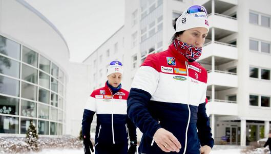 Uventet vending: Finske og russiske stjerner slår ring rundt Bjørgen etter kritikken: - Galskap