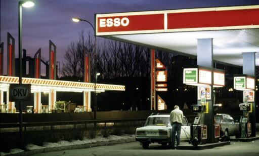 SISTE PÅ VEI UT: Om Konkurransetilsynet godkjenner avtalen mellom Exxon Mobile og finske DCC er det ikke flere helintegrerte oljeselskap igjen i Norge.Foto: Rolf M. Aagaard / Aftenposten