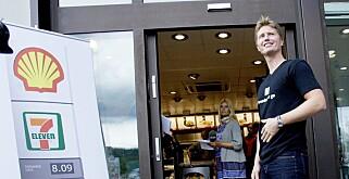 AVSLUTTER KAPITELLET: Magnus Reitan i Reitan servicehandel avslørte i 2007 at 7eleven hadde inngått samarbeid med Shell. I 2019 skifter imidlertid 7Eleven lag, til et samarbeid med YX.Foto: Stian Lysberg Solum / SCANPIX