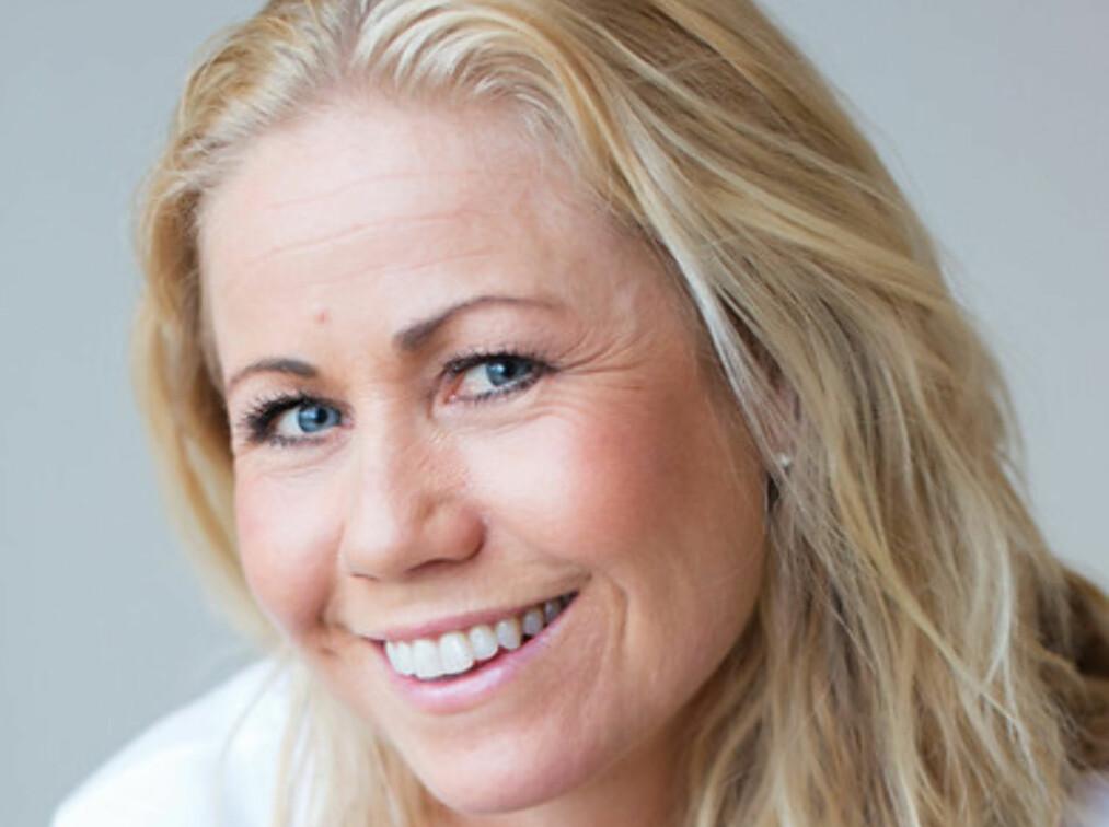 MOT DIETTER: - Det dumme med slankekurer, er at de aldri varer, sier Tine M. Sundfør. Foto: Anita Sælø