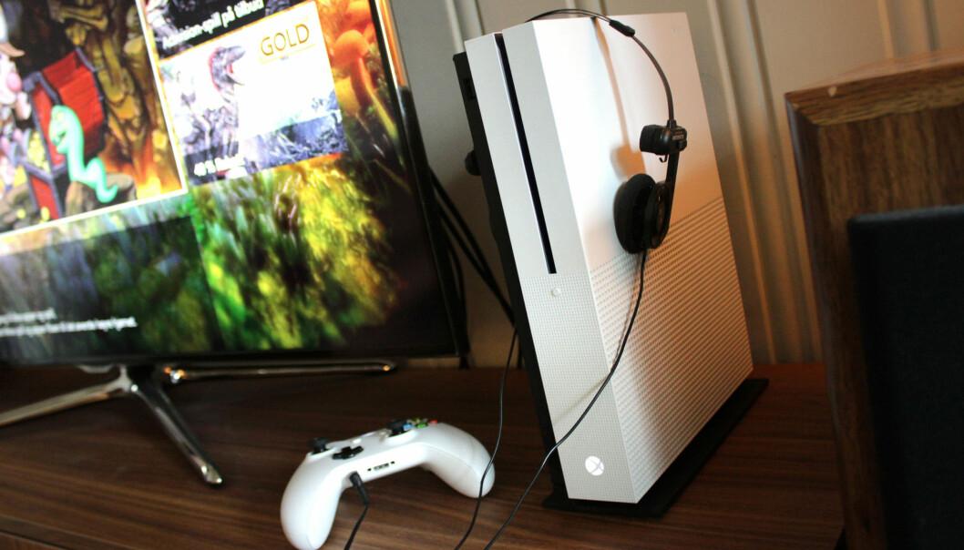 <strong>NETFLIX FOR SPILL:</strong> Om noen måneder kan Xbox One-eiere spille over 100 spill mot en fast månedlig avgift. Foto: Ole Petter Baugerød Stokke