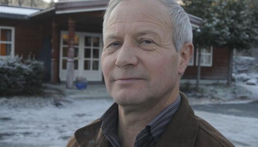 <strong>KRITISK:</strong> Oddvar Espegard er administrator i en anti-barnevernsgruppe på Facebook med over 12000 medlemmer. Han mener barnevernet ødelegger tusenvis av barn og foreldre. Foto: Torbjørn Gunhildgard / Hallingdølen