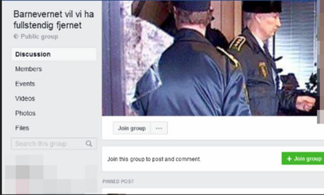 <strong>TUSENVIS:</strong> Denne Facebook-gruppa har over 12500 medlemmer. Totalt har langt over 25 000 nordmenn engasjert seg i slike grupper. Faksimile: Facebook