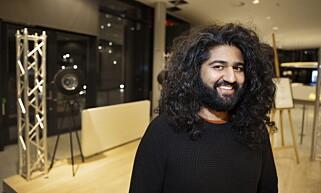 BRA NIVÅ: Sandeep Singh sier at Bylarm ikke lenger er et sted hvor man drar for å oppdage noe nytt. - Nå føler jeg at alle som opptrer der allerede er signert, noe som gjør at det kanskje ikke er like spennende som før. Men på en annen side er jo nivået bedre, og det er mer garantert å få en god konsertopplevelse. Foto: Dagbladet