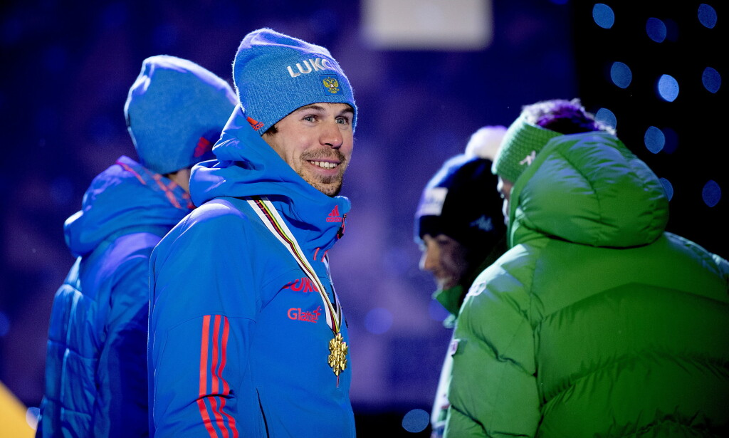 BLIR KLAR: Mye tyder på at fjorårets VM-konge Sergej Ustjugov også er klarert for OL-deltakelse. Men fortsatt er det ingen åpenhet om hvilke betingelser om dopingtesting som IOC stiller til den enkelte russer. FOTO:Bjørn Langsem / Dagbladet
