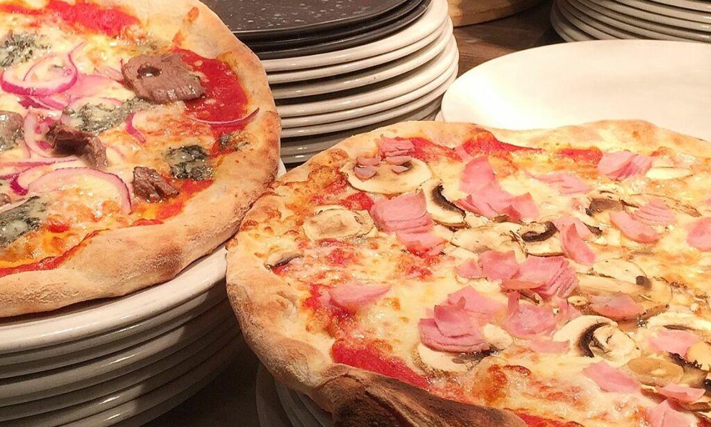image: Norges diggeste pizza: Trikset som gir den sprøeste bunnen