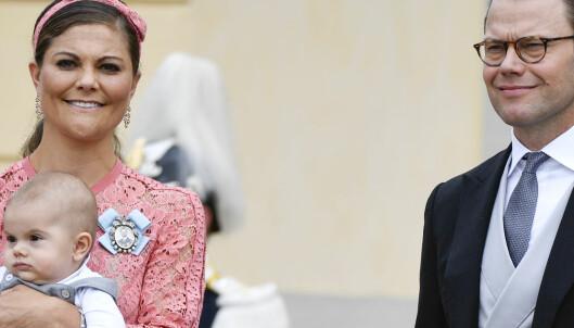 Victoria overrasket med nytt bilde av sin lille sjarmørprins