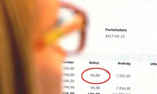 image: I denne banken taper du 19.500 kroner i betalingsgebyr