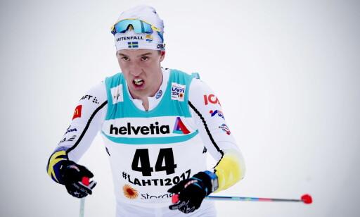 ENGSTELIG: Ingen svensker har spesielt lyst til å gå ankeretappen. Foto:  Bjørn Langsem / Dagbladet
