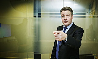 MÅ LEVERE: Norge og Europa bidrar til usikkerhet om NATO ved å ikke bruke nok penger på forsvar, mener Frps forsvarspolitiske talsmann Per-Willy Amundsen. Foto: Nina Hansen / Dagbladet